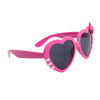 Wholesale Heart Sunglasses - Style # 8067 Pink