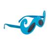 Mustache Sunglasses Wholesale - Style # 8040 Blue