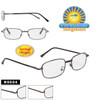 Wholesale Reading Glasses with Spring Hinges - Style # R9004