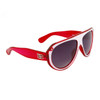 DE™ Designer Sunglasses DE5075 Red/White