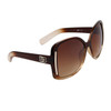 DE™ Fashion Sunglasses DE5066 Duotone Brown/Beige