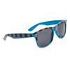 Plaid California Classics Sunglasses 8074 Blue