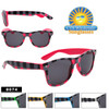 Plaid California Classics Sunglasses 8074