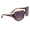 Wholesale Designer Sunglasses DE5074 Black/Brown