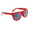 Wholesale American Flag Flip Up California Classics - 8092 Red