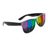 Mesh Lens Black California Classics 8026 Purple/Blue/Green/Yellow/Red/Purple