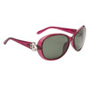 Women's Polarized Wholesale Sunglasses 8221 Purple