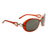 Bulk Women's Polarized Sunglasses - 8220 Brown