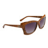 Cat Eye Sunglasses Wholesale - DE5044 Brown Color