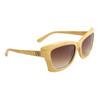 Cat Eye Sunglasses Wholesale - DE5044 Yellow Color