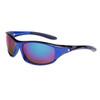 Men's Wholesale Sport Sunglasses Xsportz™ - Style #XS7021 Blue w/Blue