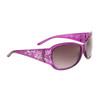 Bulk Fashion Sunglasses - Style #33715 Purple