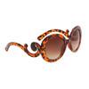Lady Gaga Fashion Wholesale Sunglasses - Style #34114 Tortoise