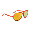 Wholesale Mirrored Aviator Sunglasses - Style #35614 Red w/Gold Revo