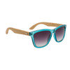 California Classics Bamboo Wood Temples - Style #W8004 Blue
