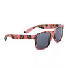 Pink Camouflage Classic Sunglasses - Style #6087 Smoke Lens