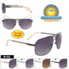 Square Aviator Sunglasses - Style #6132