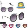 Wholesale Women's Retro Sunglasses - Style #6141