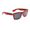 Animal Print California Classics Sunglasses 25413 Red