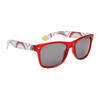 California Classics Sunglasses 25313 Transparent Maroon