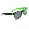 Classic California Classics Sunglasses by the Dozen - Style #26512 Black/Green