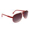 Wholesale Aviator Sunglasses DE™ -  Style # DE589 Red