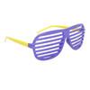 Wholesale Shutter Shades 557 Purple & Yellow Frame