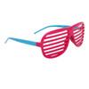 Wholesale Shutter Shades 557 Magenta & Blue Frame