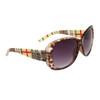 DE™ Women's Fashion Sunglasses Wholesale - Style # DE594 Tortoise