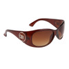 DE™ Designer Sunglasses by the Dozen - Style #DE79 Brown