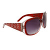 DE™ Bulk Fashion Sunglasses - Style # DE83 Red