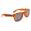 Animal Print California Classics Sunglasses 9014 Orange