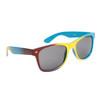 Three Color California Classics! 9017 Dark Red, Yellow & Blue