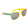 Three Color California Classics! 9017 Green, Yellow & Pink