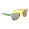 Three Color California Classics! 9017 Green, Yellow & Pink