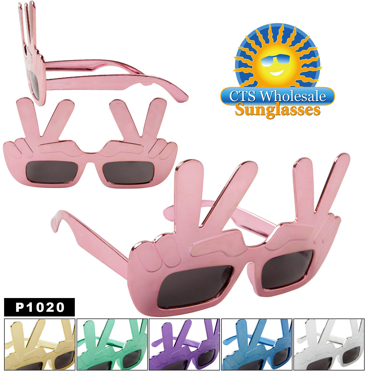 Peace Party Sunglasses