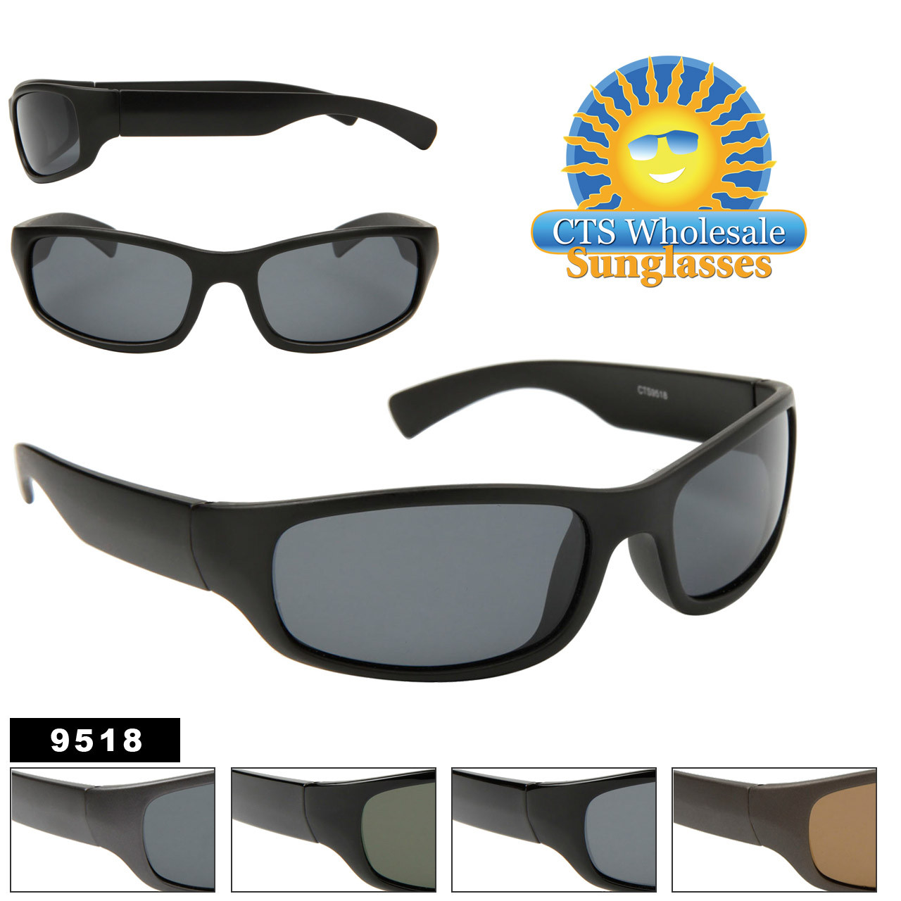 #9518 Polarized Sunglasses