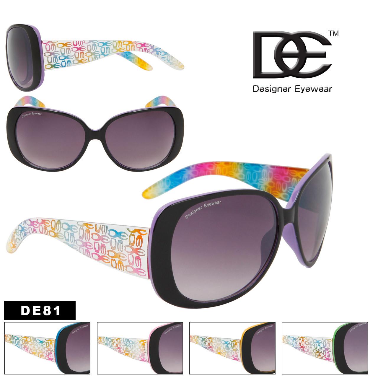 Women's Fashion Sunglasses DE81
