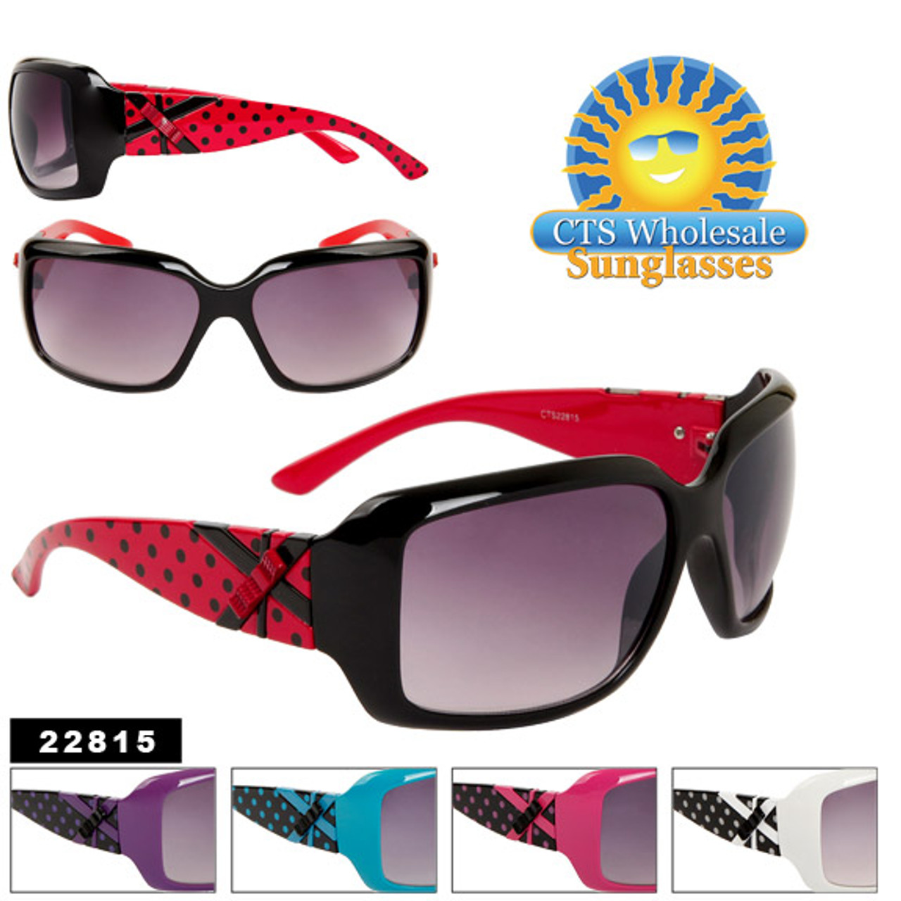 Fashion Sunglasses Wholesale 22815