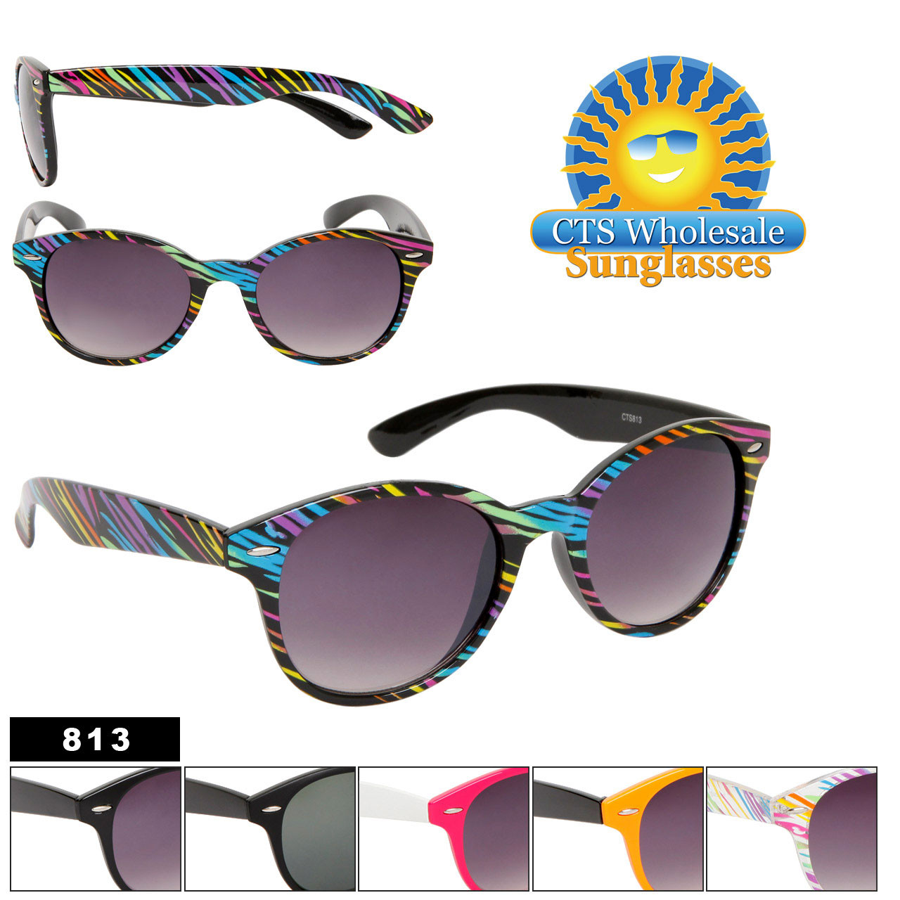 Wholesale Sunglasses 813