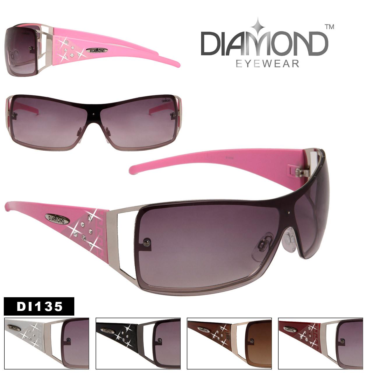 Women's Rhinestone Sunglasses DI135