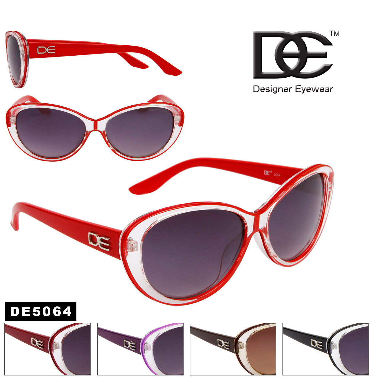 Cat Eye Sunglasses DE5064