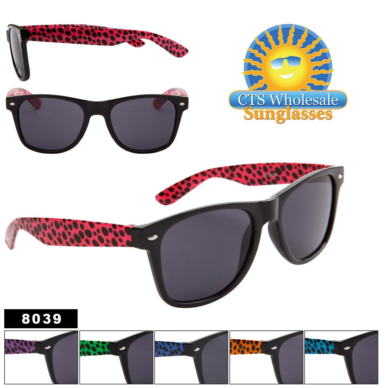 Bulk California Classics Sunglasses - Style # 8039