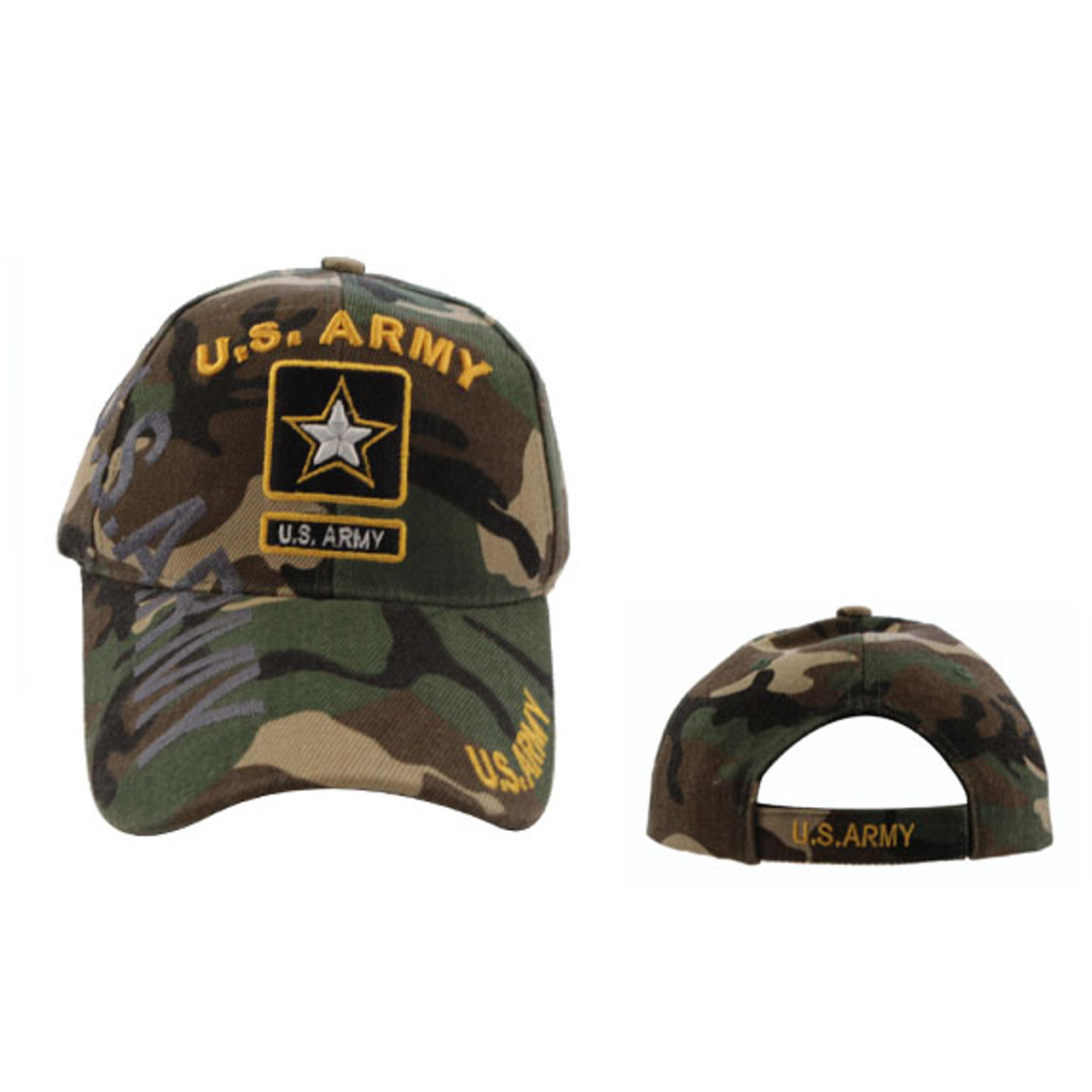 Wholesale Military Cap C1008 (1 pc.) U.S. Army