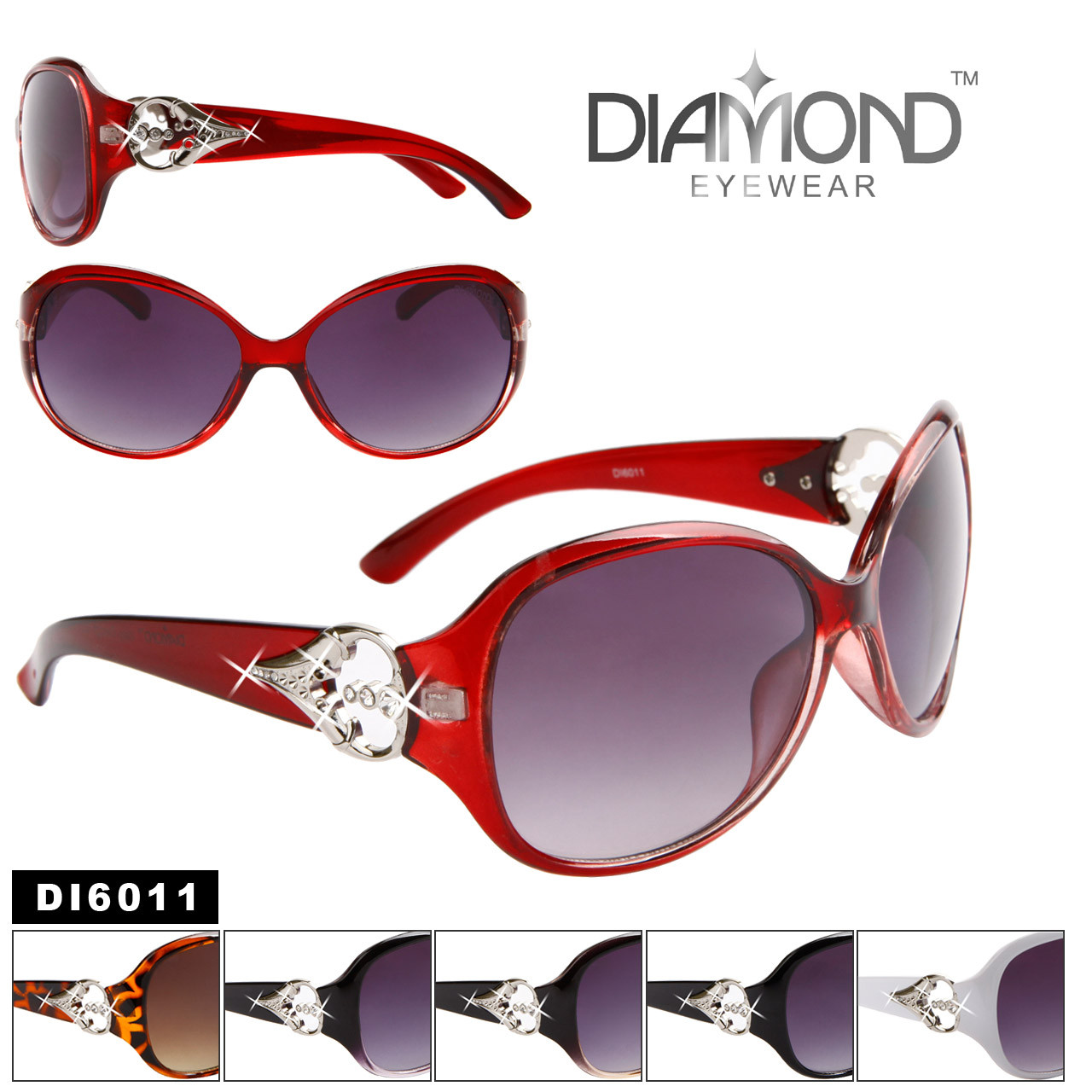 Wholesale Diamond™ Eyewear Sunglasses - DI6011
