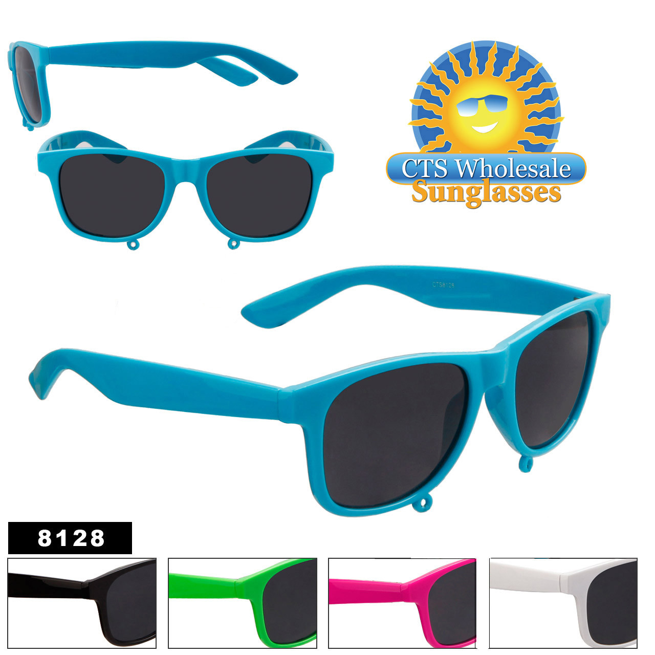 Wholesale California Classics Style - #8128 (Assorted Colors) (12 pcs.)