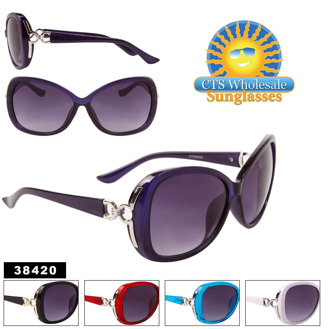 Women's Fashion Sunglasses Wholesale - Style #38420