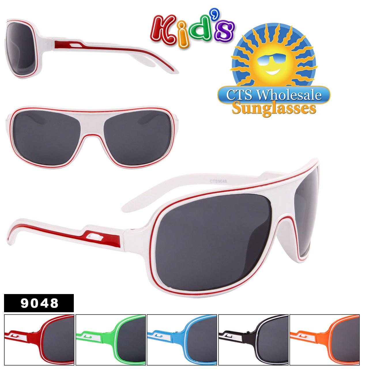 Kid's Sunglasses in Bulk - Style #9048