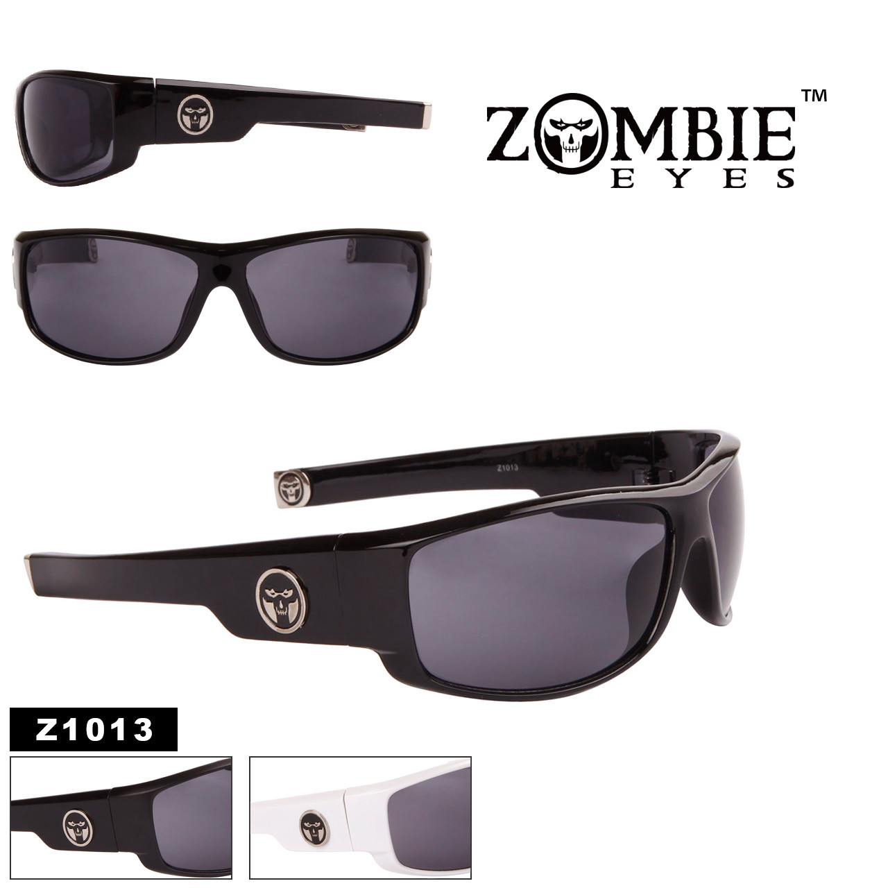 Zombie Eyes™ Bulk Men's Designer Sunglasses - Style #Z1013