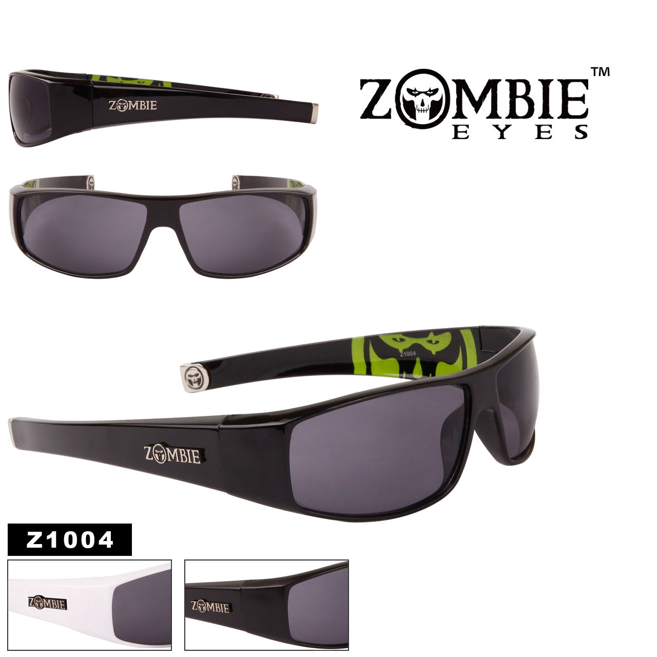 Zombie Eyes™ Men's Designer Sunglasses - Style #Z1004